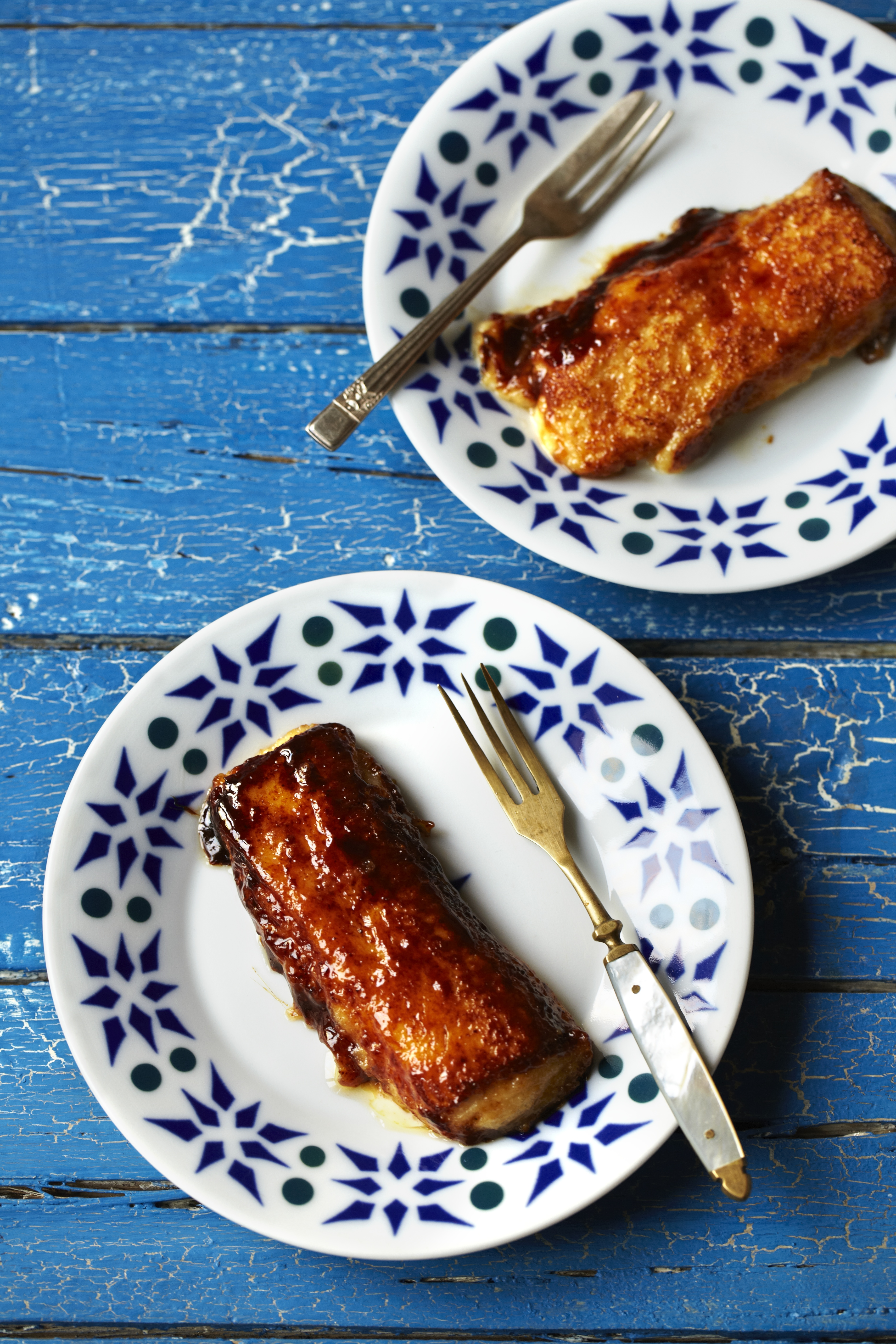 Torrijas with Cinnamon