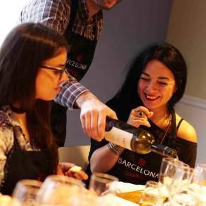 Clase de Tapas y vinos Catalanes con Visita al Mercado